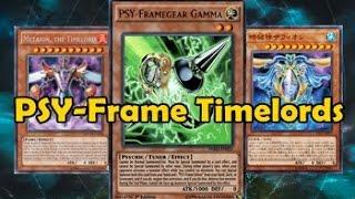 PSY-Frame Timelords style