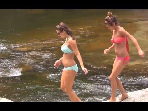 Beautiful Wilson's Creek Gorge Highlights