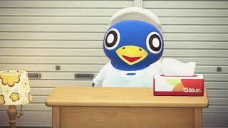 Coronavirus is NOW in Animal Crossing (BREAKING NEWS)
