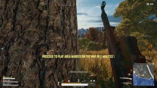 PLAYERUNKNOWN'S BATTLEGROUNDS DE RELAX y solo fails