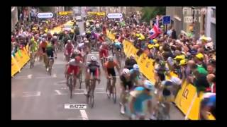 Tour de Fail - Compilation of Fails on Tour de France