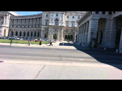 Vienna ( Wien ) / Hofburg Palace - Imprerial Palace / HD /