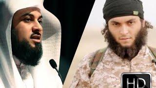 حوار الشيخ العريفي مع شاب من داعش يبلغ من العمر 19 سنة