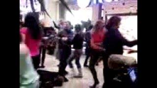 Flash Mob, Solaris, 13 november