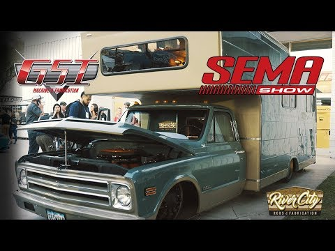 SEMA with GSI Machine & Fabrication