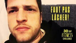 Jour 12 - JAMBES ET FATIGUE