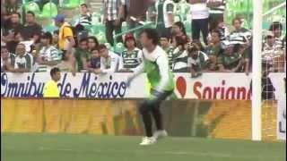 #Color Santos vs Querétaro. Final Clausura 2015