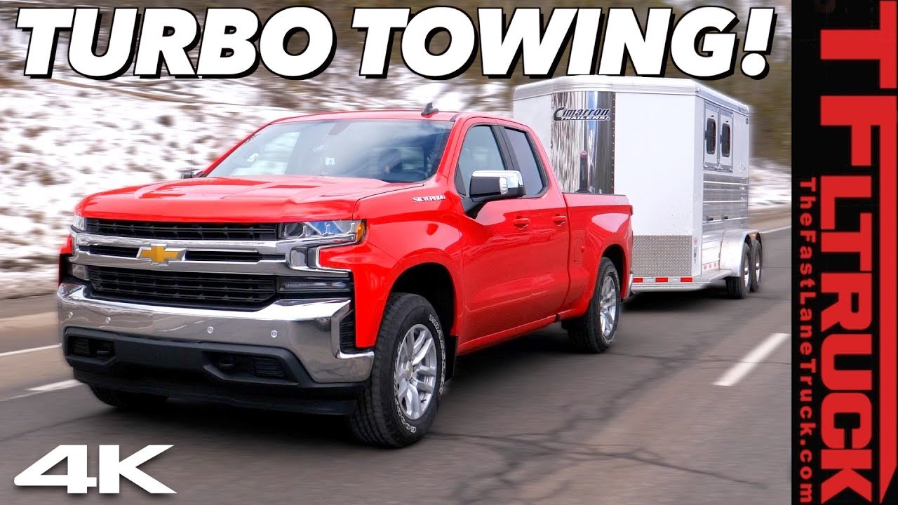 New Chevy Trucks >> How Does The New 4 Cylinder Chevy Silverado Tow A Max Load Up The World S Toughest Towing Test