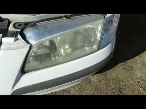 カペラのヘッドライト球交換(超簡単です)Mazda Capella Headlight Bulb Replacement(It's Easy)