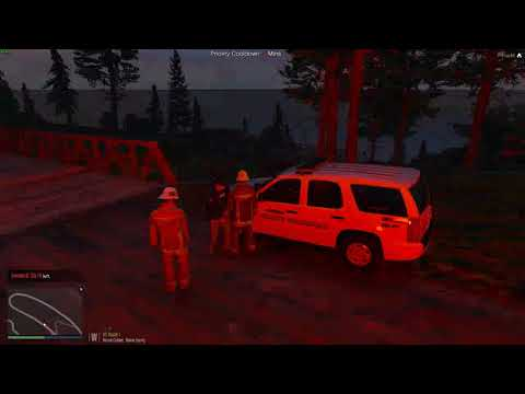 Grand Theft Auto Five Midwest RP F-323 Shooter At Large