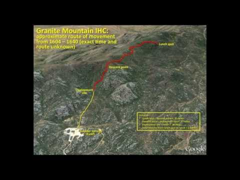 Yarnell Hill Briefing Video
