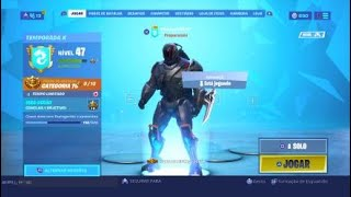 New Secret Skin The scientist-Fortnite