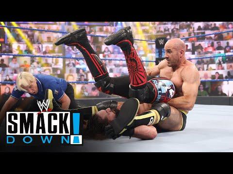 Cesaro vs. Seth Rollins: SmackDown, May 7, 2021