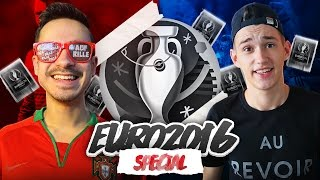 FIFA 16 : UEFA EURO PANINI SPECIAL PACK & PLAY !! OMG PACKLUCK !!