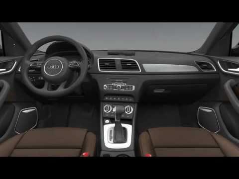 Audi Q3 Visualisierung Innenraum Youtube