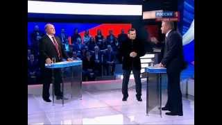 Дебаты Зюганов - Путин (Богненко)
