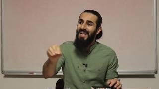 TEFSİR SOHBETLERİ 18.  Bölüm Fatiha Suresi 7.  Ayetin Devamı