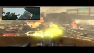 Battle Los Angeles PC Gameplay with Movie Cutscenes