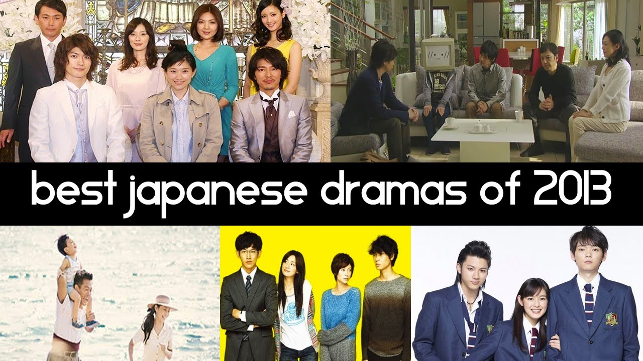 Top 5 Best Japanese Dramas of 2013 (first half)