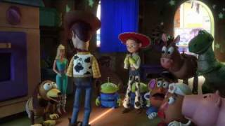 Toy Story 3 Clip: We're Bustin' Outta Here!