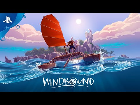 Windbound - Announce Trailer | PS4