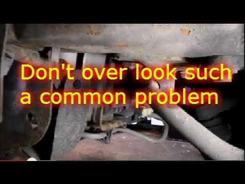 how to replace the sway bar bushings on a 2006 ford f350. Black Bedroom Furniture Sets. Home Design Ideas