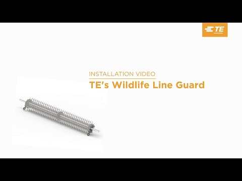 TE's Wildlife Line Guard: Prevent Animal Interference in Substations