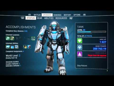 ALIENATION (PS4) - How To Reach Level 30 Fast