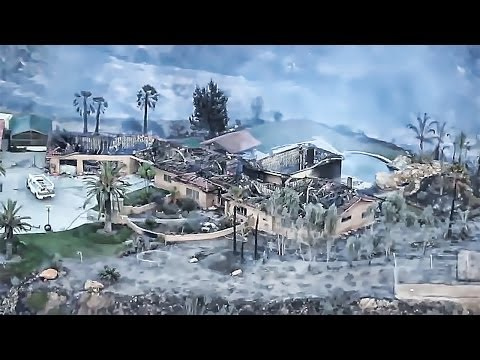 California Wildfires May 15, 2014 - Marines Join The Fight