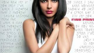 Nadia Ali - Fine Print (Alex Sayz Remix)