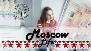Life in Moscow. Russia   SPRING 2017