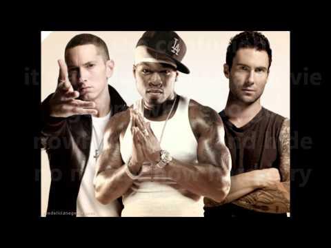 My life - 50cent feat. Eminem & Adam Levine.wmv