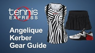 Angelique Kerber French Open Gear Guide | Tennis Express