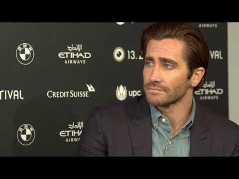 STRONGER – Jake Gyllenhaal at Zurich Film Festival