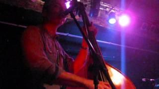 JD McPherson with Jimmy Sutton on double bass in Düsseldorf