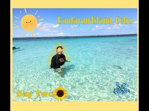 Bantayan Island, Cebu Travel Vlog! Day Two (Philippines)
