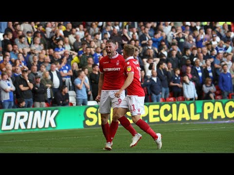Highlights: Forest 2-2 Birmingham City (25.08.18.)