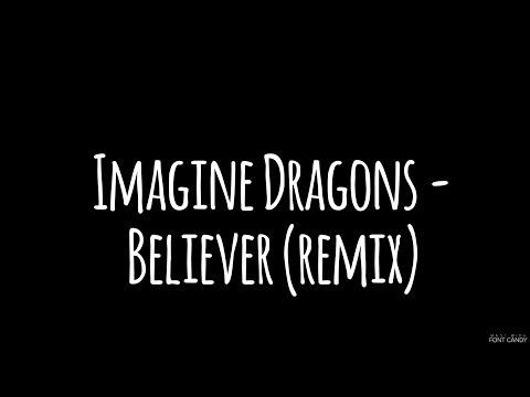 Imagine Dragons - Believer (remix) Roblox