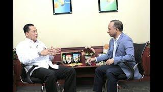 Special Interview - Budi Waseso, KaBulog #5: Buwas Soal Peluang Jadi Menteri