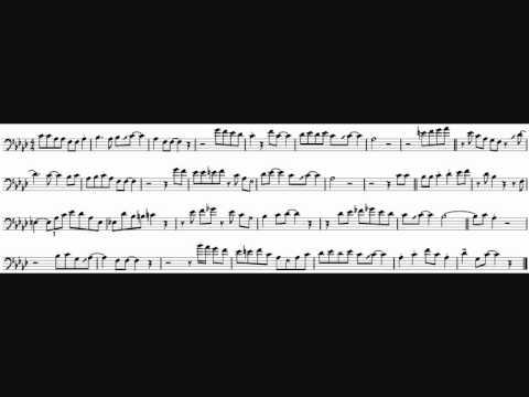 Urbie Green 'Lullaby Of Birdland' Trombone Solo Transcription