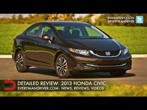 Here s the 2013 Honda Civic on Everyman Driver