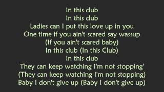Love In This Club II (Lyrics) - Usher feat. Beyonce and Lil Wayne