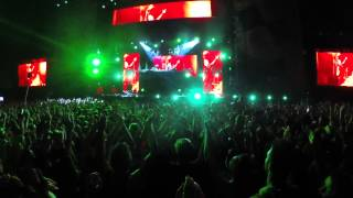 David Guetta - clap your hands Paléo 2015