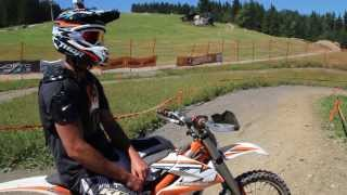 Short (!) Look: KTM Freeride E 2013 HD