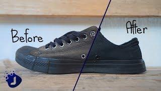 repaint sepatu converse lama modal 20rb saja