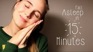 ASMR SLEEP TREATMENT