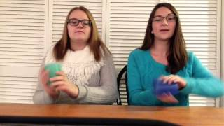"Photosynthesis/Cellular Respiration Song to ""Cups"" by Erica and Autumn"