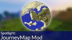 The Best Minimap Mod for Minecraft | JourneyMap