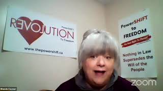 Morning Coffee Revolution with Rhonda - The CPU - PowerShift to Freedom #21