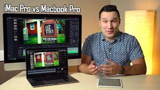 Vega 20 vs 560X MacBook Pro for Premiere & Resolve Video
